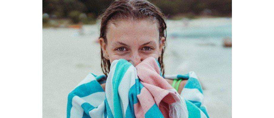 Como escolher jogos de toalhas para um banho mais relaxante