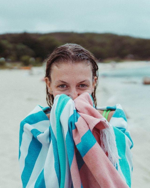 toalha de banho praia