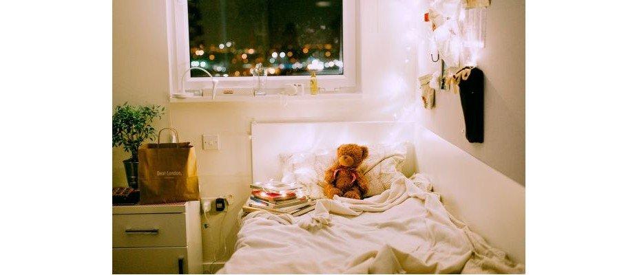 Como aproveitar lençóis na decoração de quartos infantis 