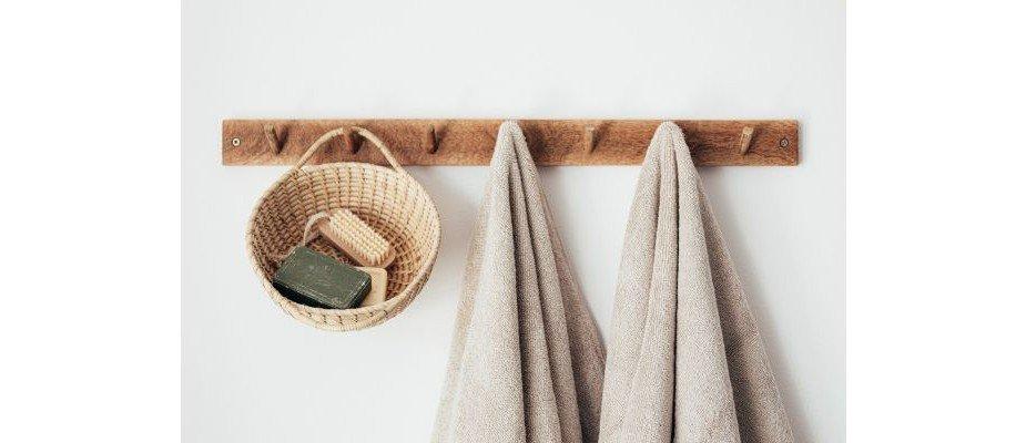 Devo lavar toalhas novas antes de usar?