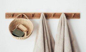 lavar toalhas novas