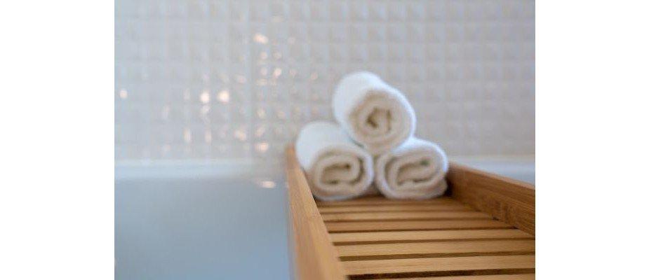 As toalhas de banho têm validade?